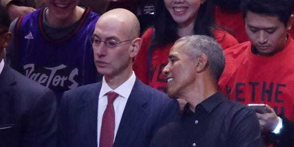 Obama burned Kobe Bryant while discussing Michael Jordan, NBA Finals - Business Insider