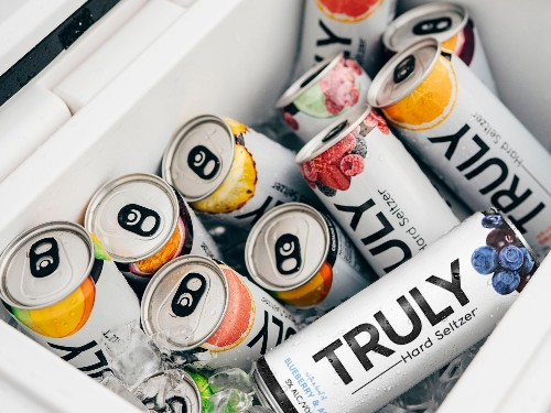 Truly hard seltzer flavors change as White Claw dominates - Business Insider