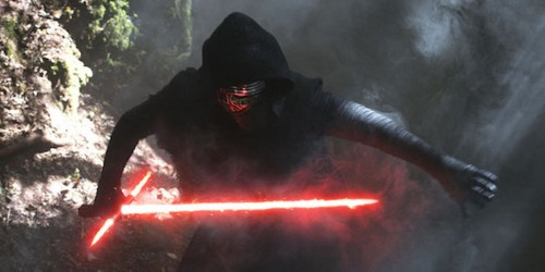 Why dark side lightsabers are red, according to a 'Star Wars' novel