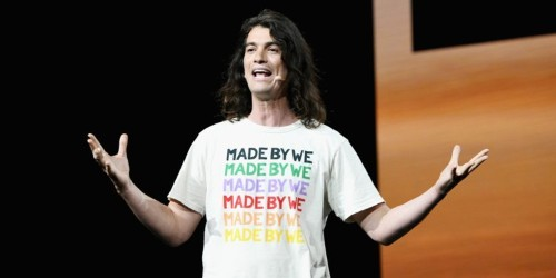 WeWork is reportedly planning to tap investors via the risky junk-bond market again as its IPO stumbles