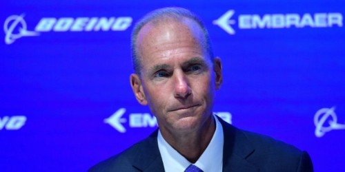 Boeing's CEO wrote an open letter about the 737 Max plane groundings — here's what he says the company is doing after two deadly crashes