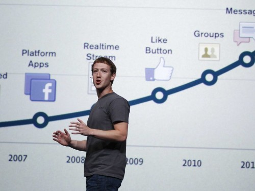 Products Don't Become Interesting Businesses Until They Have 1 Billion Users, Mark Zuckerberg Says