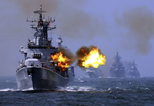 The Chinese military challenged a US destroyer to a South China Sea showdown