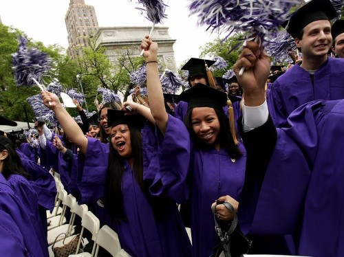 The Economist ranked colleges for the first time using an unusual method
