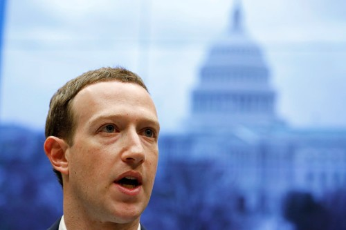 Facebook CEO Mark Zuckerberg responds to calls to break up the company