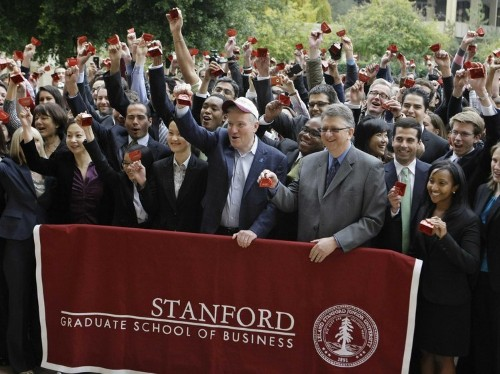 Here are 2 essay questions Stanford asks MBA applicants and the best way to answer each