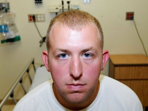 The ex-cop who shot Michael Brown a year ago opens up about his life as both an outcast and a hero