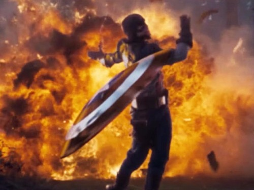 The physics of Captain America's shield in Marvel movies