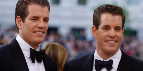 Bitcoin hits new high above $11,500 as the Winklevoss twins become the first bitcoin billionaires