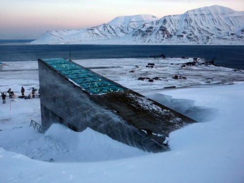 Doomsday seed vault location could be in danger due to climate change