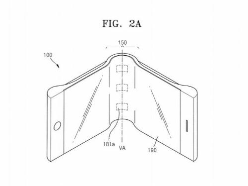 Samsung has a radical idea to bring back the flip phone