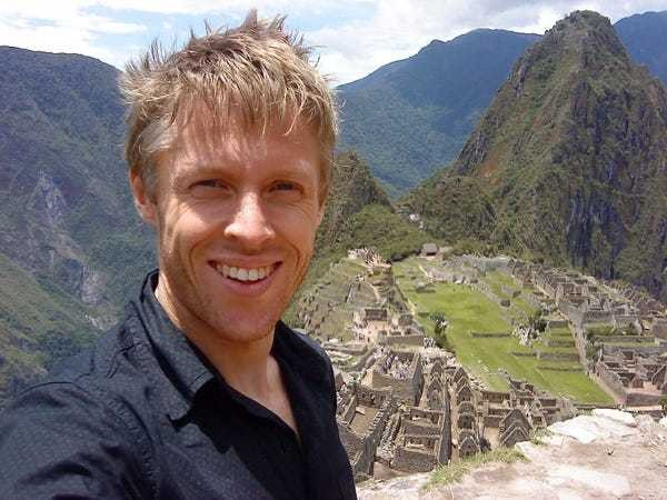 Gunnar Garfors travels to every country - Business Insider