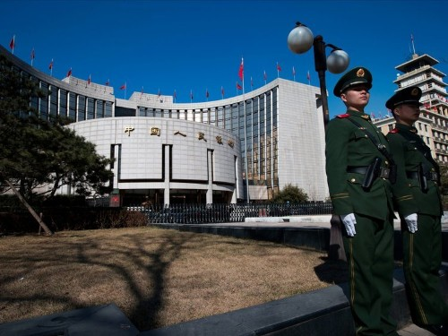 China's currency manipulation could become a global problem in 2017