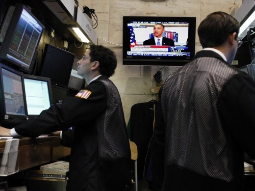 2015 Could Be The Year We Witness The 'Weaponization Of Finance'