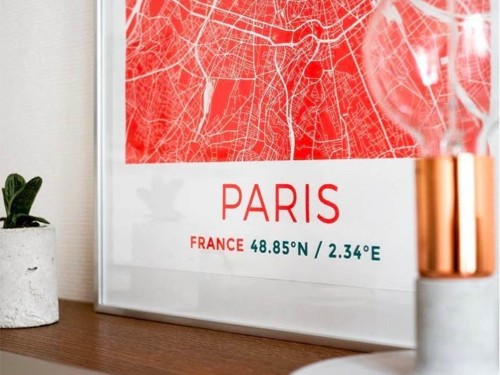 Grafomap lets you design custom maps of anywhere in the world — review, photos