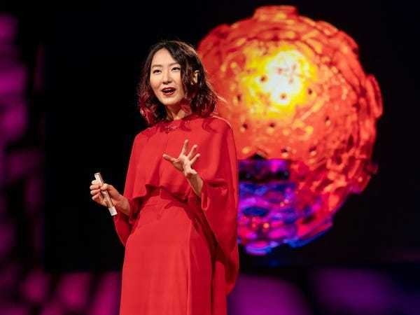 6 innovators at TEDWomen on their strategy for shaking up the world - Business Insider
