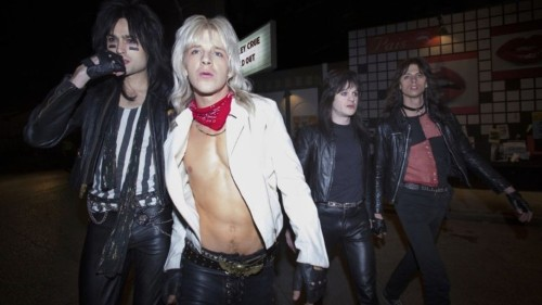 Netflix's Mötley Crüe movie, 'The Dirt,' is being called a boring and 'wonderfully bad' music biopic in the vein of 'Bohemian Rhapsody'