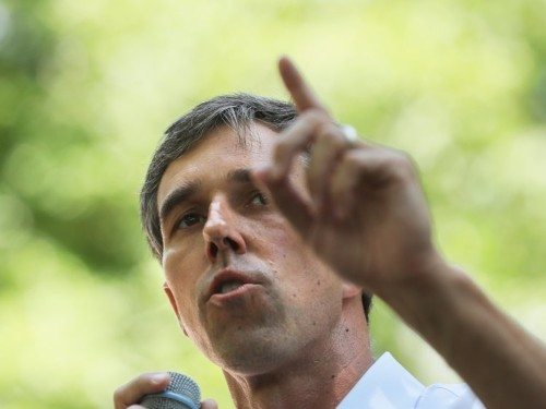 Beto O'Rourke says he and his wife descended from people who owned slaves