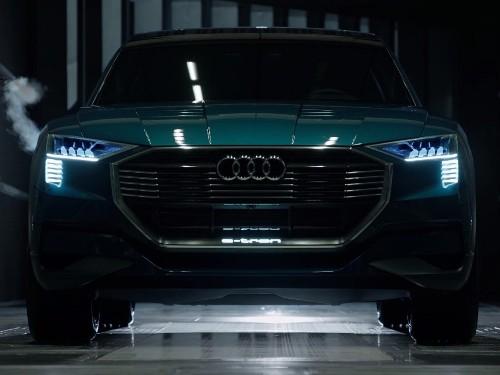 Audi etron quattro concept specs, features, photos