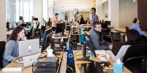 The crazy story behind Slack, the app taking over offices everywhere