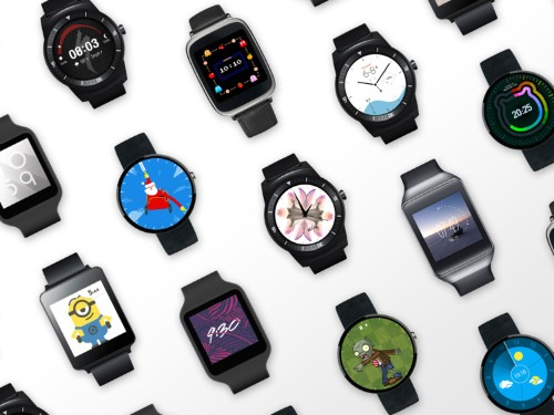 Android Wear is even less popular than the Apple Watch