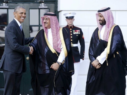 US-Saudi relations are being put to the test