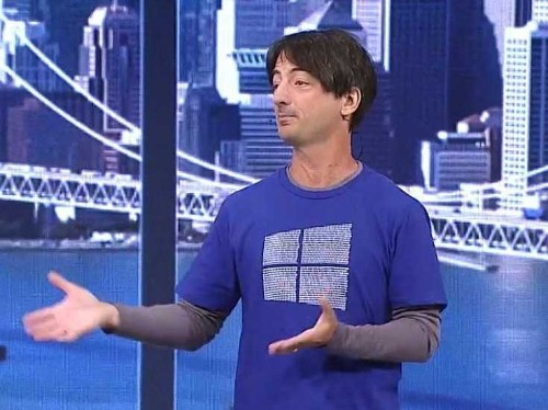 Secret T-shirt message explains why Microsoft skipped Windows 9