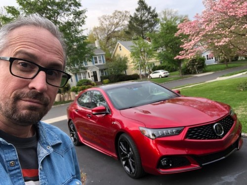 Acura TLX A-Spec PMC Edition car review, pictures