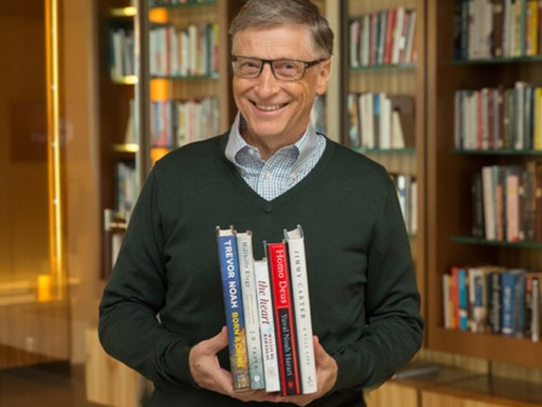 13 books on science Bill Gates thinks everyone should read