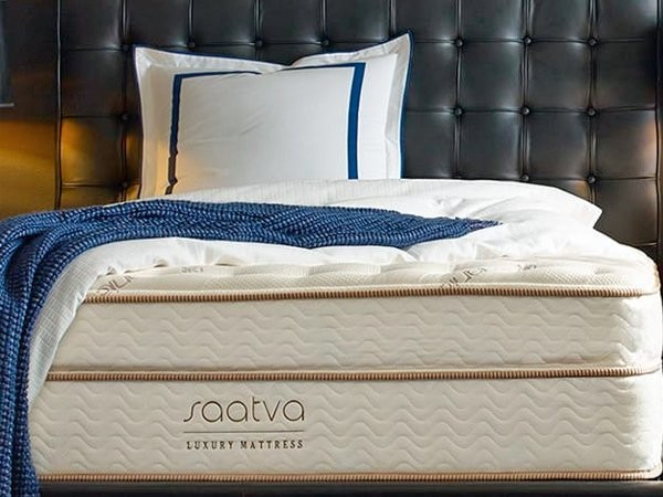 Chase Offer: 10% back on a Saatva mattress, up to $130 back