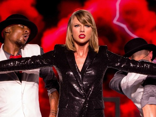 Taylor Swift album '1989' will not be available on Apple Music