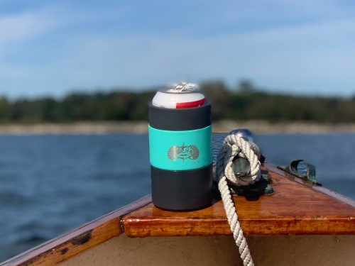 Review: The Toadfish can cooler keeps drinks cold and prevents spills - Business Insider