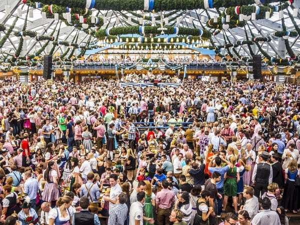 I'm from Munich, and here's why I think you should avoid Oktoberfest - Business Insider