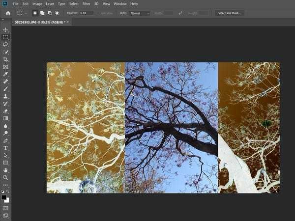 How to invert the colors of any image in Photoshop in 3 simple steps - Business Insider