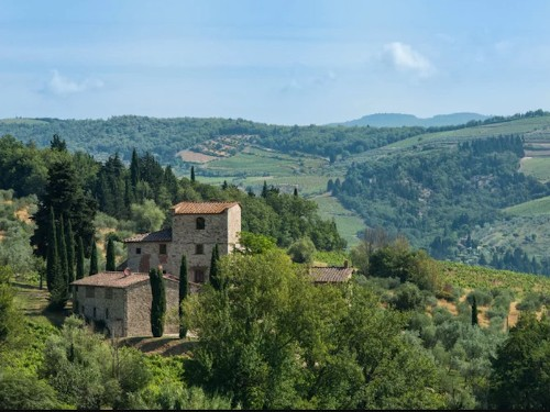 Michelangelo's 10-bedroom Tuscan villa is for sale — and it's an Italian dream - Business Insider