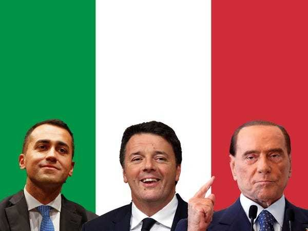 Everything you need to know about Italy's 2018 general election - Business Insider