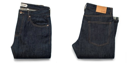 Taylor Stitch Organic '68 Denim review: high-quality Selvedge jeans