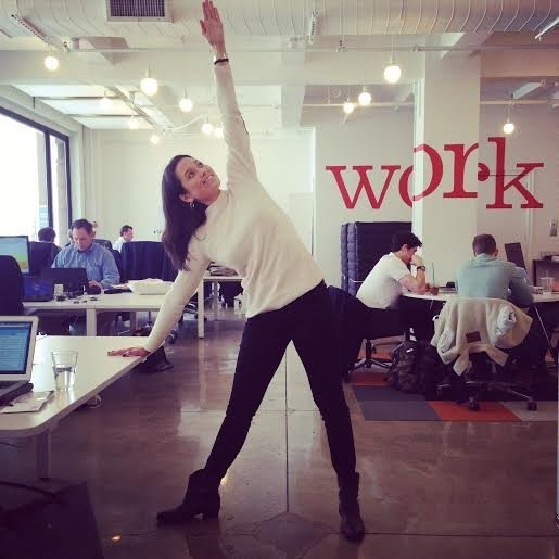 8 Ways Yoga Can Make You Better at Your Job
