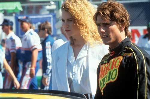 NASCAR and the world have changed a lot since 'Days of Thunder'