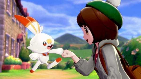 Pokémon Sword and Shield launch sales are highest in series history - Business Insider