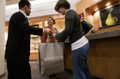 Nordstrom's earnings are coming as the stock trades near 3-year lows (JWN)