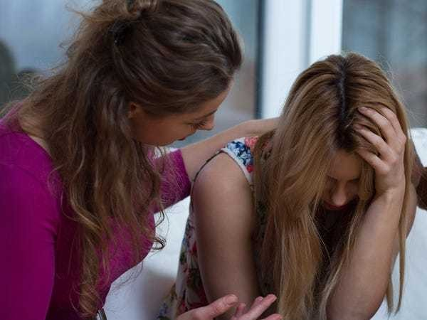 An 'ambivalent friend' is one of the most toxic relationships you can have - Business Insider
