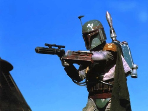 Fan favorite Boba Fett is reportedly about to get his own 'Star Wars' movie
