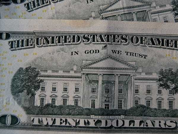 Some public schools required by law to post 'In God We Trust' signs - Business Insider
