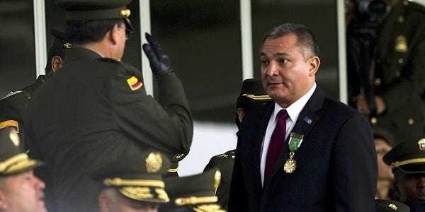 Genaro Garcia Luna arrested in Texas on drug trafficking charges - Business Insider
