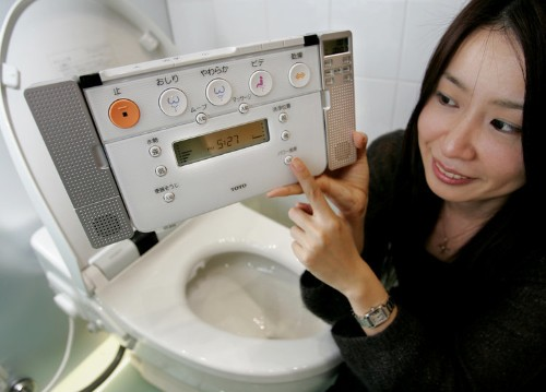 Japan is using luxurious public toilets to encourage women to join the workforce