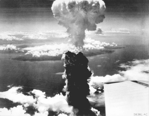 In 1945, The Pentagon Estimated That 204 Atomic Bombs Could Destroy The Soviet Union