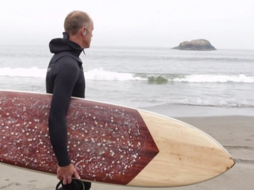 This Surfboard From The Beats Designers Was Built To Help You Forget About Technology