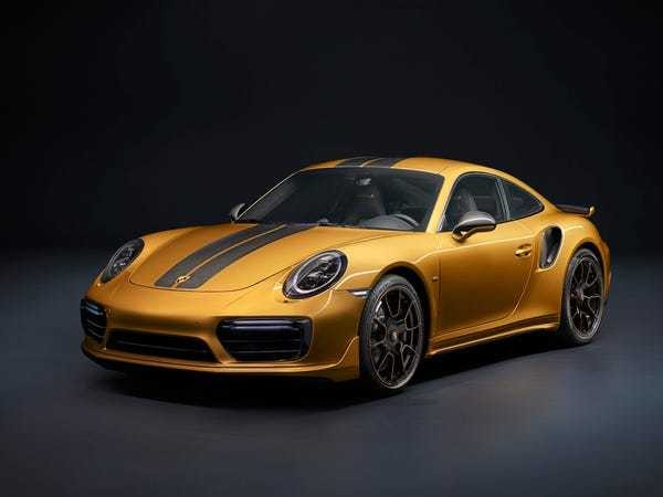 Here's your guide to all 22 versions of the Porsche 911 - Business Insider