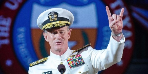 A retired US Navy admiral explains what he learned from being fired early in his career